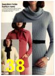 1977 Sears Fall Winter Catalog, Page 38