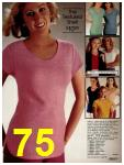 1981 Sears Spring Summer Catalog, Page 75