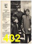 1969 Sears Fall Winter Catalog, Page 402