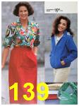 1991 Sears Spring Summer Catalog, Page 139