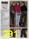 1991 Sears Fall Winter Catalog, Page 291