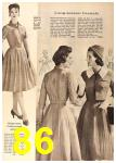 1960 Sears Fall Winter Catalog, Page 86