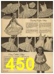 1962 Sears Spring Summer Catalog, Page 450