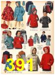 1956 Sears Fall Winter Catalog, Page 391