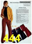 1974 Sears Fall Winter Catalog, Page 444