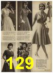 1962 Sears Spring Summer Catalog, Page 129