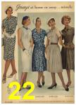 1959 Sears Spring Summer Catalog, Page 22