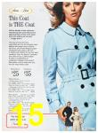 1967 Sears Spring Summer Catalog, Page 15