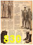 1964 Sears Spring Summer Catalog, Page 830