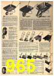 1962 Sears Fall Winter Catalog, Page 965
