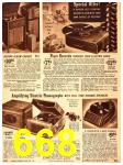 1940 Sears Fall Winter Catalog, Page 668