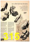 1949 Sears Spring Summer Catalog, Page 315