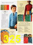 1967 Sears Fall Winter Catalog, Page 325