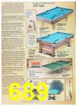 1988 Sears Fall Winter Catalog, Page 689