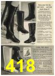 1968 Sears Fall Winter Catalog, Page 418
