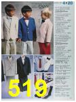 1988 Sears Spring Summer Catalog, Page 519