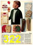 1969 Sears Fall Winter Catalog, Page 322