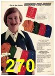 1974 Sears Fall Winter Catalog, Page 270