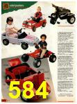 1985 Sears Christmas Book, Page 584