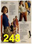 1972 Sears Fall Winter Catalog, Page 248