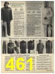 1965 Sears Fall Winter Catalog, Page 461