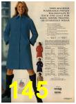 1972 Sears Fall Winter Catalog, Page 145