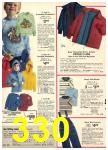 1976 Sears Fall Winter Catalog, Page 330