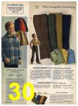 1971 Sears Fall Winter Catalog, Page 30