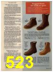 1972 Sears Fall Winter Catalog, Page 523