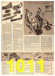 1960 Sears Fall Winter Catalog, Page 1011