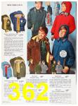 1967 Sears Fall Winter Catalog, Page 362