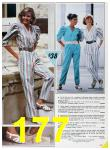1985 Sears Spring Summer Catalog, Page 177