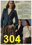 1980 Sears Fall Winter Catalog, Page 304