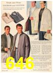 1960 Sears Fall Winter Catalog, Page 646