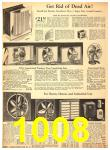 1940 Sears Fall Winter Catalog, Page 1008