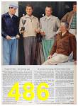 1957 Sears Spring Summer Catalog, Page 486