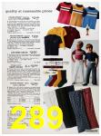 1973 Sears Spring Summer Catalog, Page 289