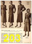 1949 Sears Spring Summer Catalog, Page 203