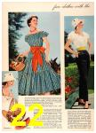 1958 Sears Spring Summer Catalog, Page 22