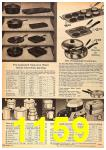 1962 Sears Fall Winter Catalog, Page 1159