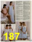 1984 Sears Spring Summer Catalog, Page 187
