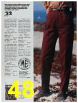 1991 Sears Fall Winter Catalog, Page 48