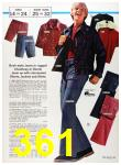 1973 Sears Spring Summer Catalog, Page 361