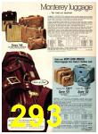 1978 Sears Fall Winter Catalog, Page 293
