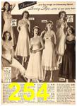 1949 Sears Spring Summer Catalog, Page 254