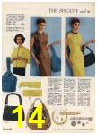 1960 Sears Spring Summer Catalog, Page 14