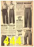 1940 Sears Fall Winter Catalog, Page 444