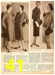 1958 Sears Fall Winter Catalog, Page 41