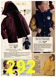 1974 Sears Fall Winter Catalog, Page 292
