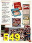 1985 Sears Christmas Book, Page 549